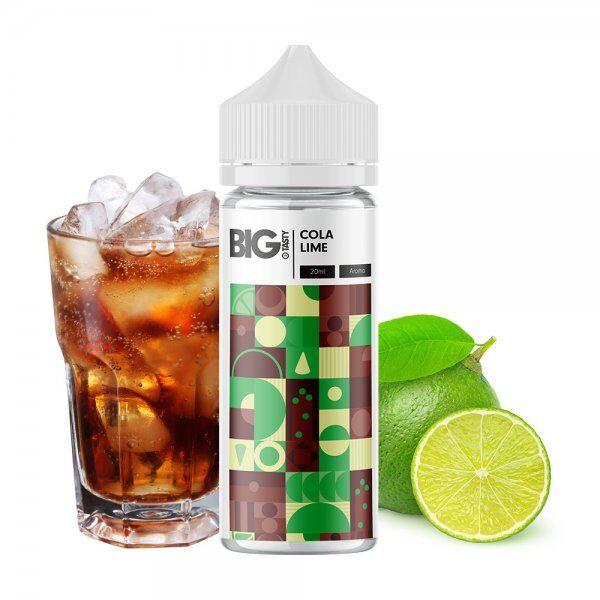 Big Tasty - Cola Lime Aroma 20ml