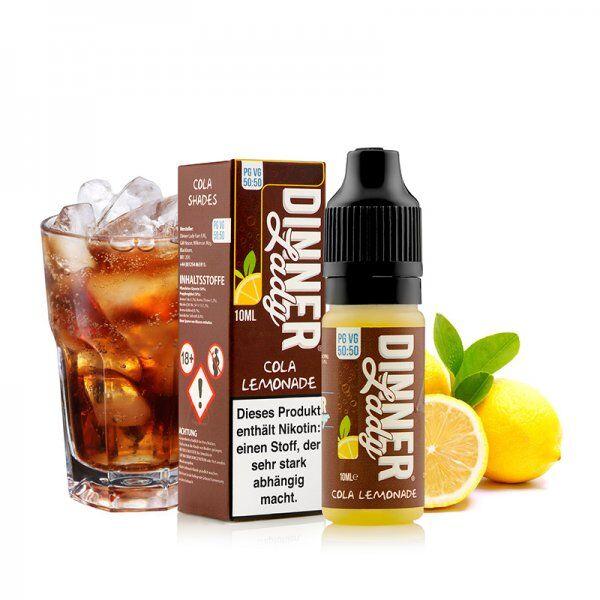 Liquid Cola Lemonade 50/50