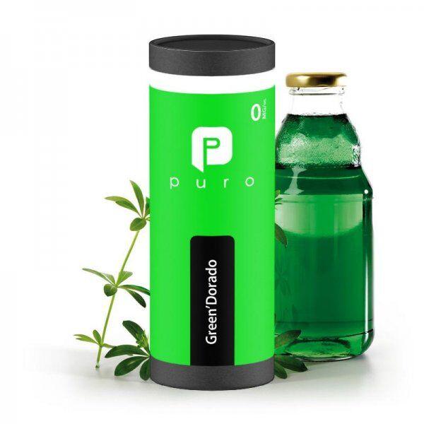 Liquid Green Dorado