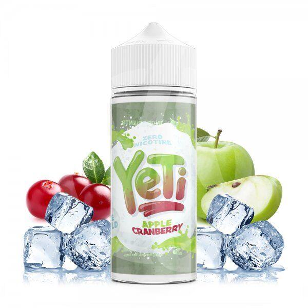 Yeti - Apple Cranberry Liquid 100ml