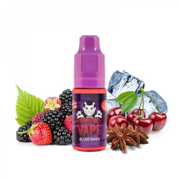 Liquid Vampire Vape - Blood Sukka