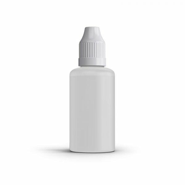 50 ml PE Liquid Flasche