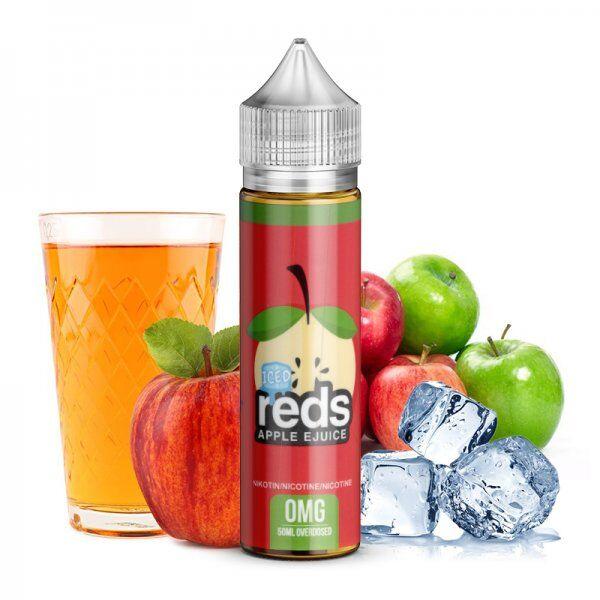 Liquid 7 DAZE - Reds Apple Juice Ice