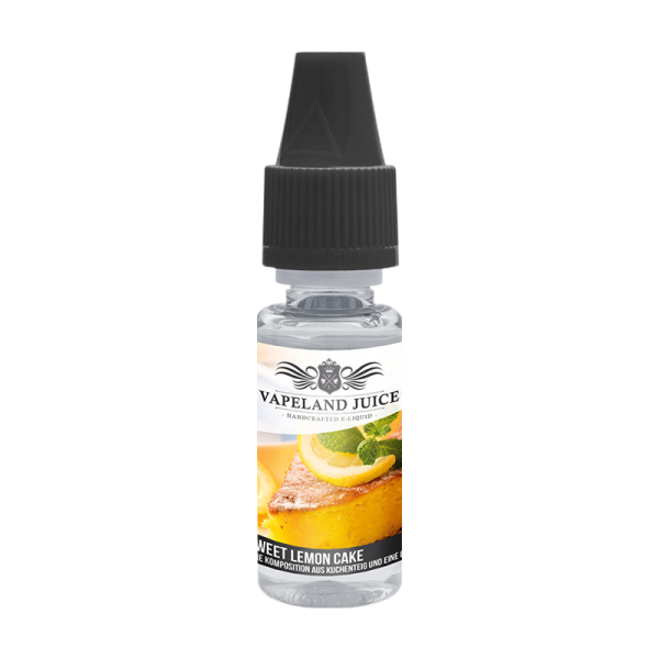 Vapeland Juice - Sweet Lemon Cake Aroma