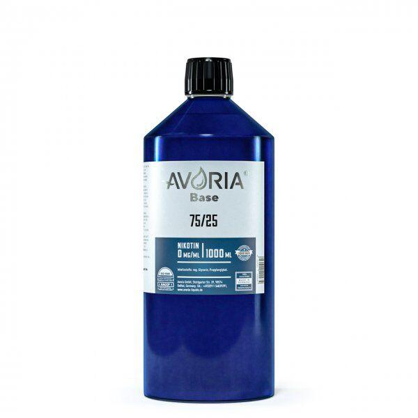 Avoria - 75/25 Liquid Base
