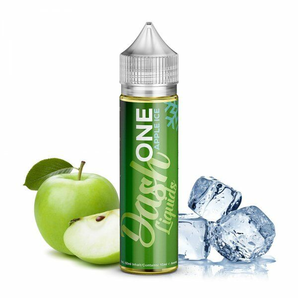 Dash Liquids - One Apple Ice Aroma 15ml