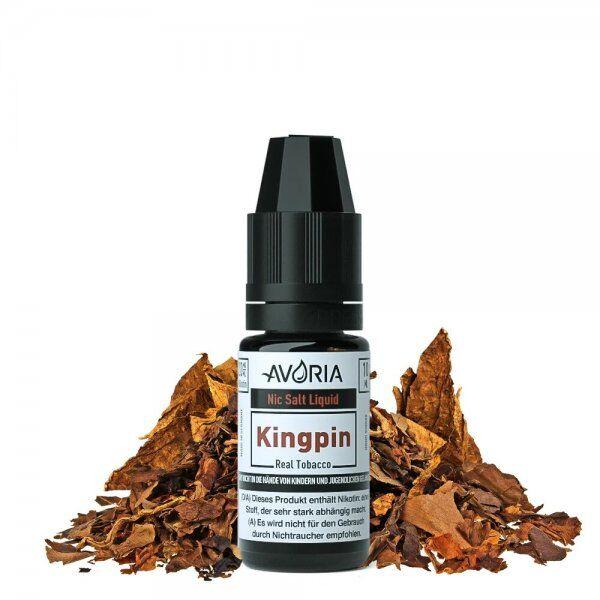 Avoria - Kingpin Nikotinsalz 10ml