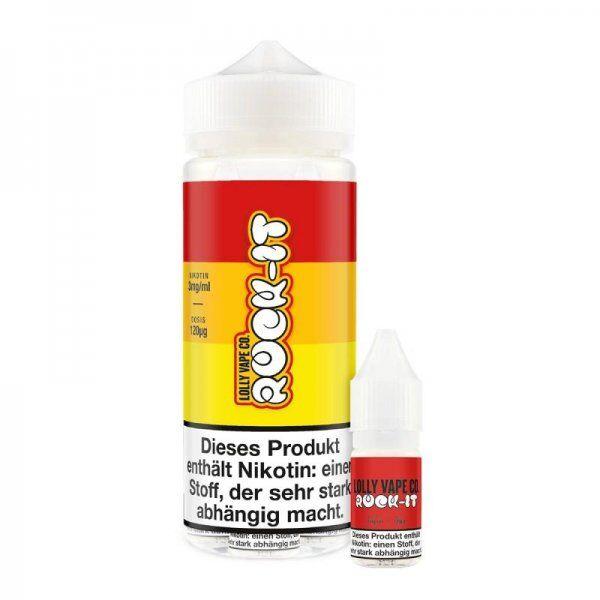 "Liquid Lolly Vape - Rock It 6 x 10 ml ""Multipack"""