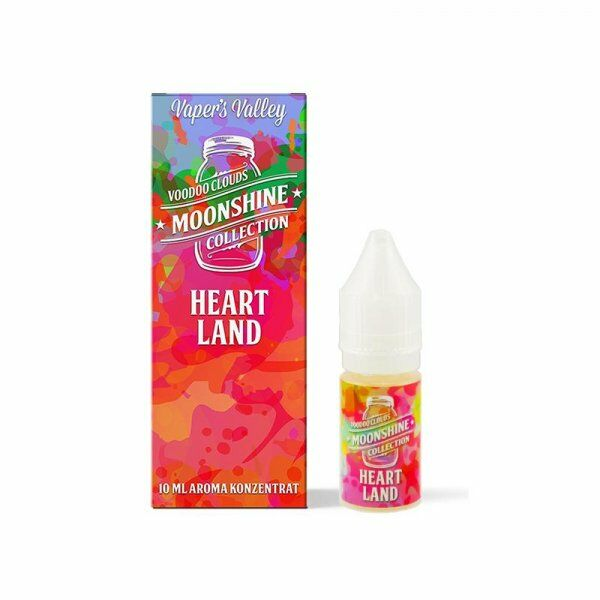 Voodoo Clouds - Heart Land 10 ml Aroma