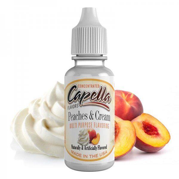 Capella - Peach and Cream Aroma