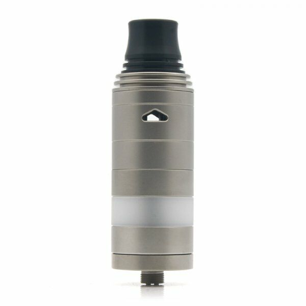 Steampipes - Corona V8 Selbstwickelverdampfer - Grey Edition