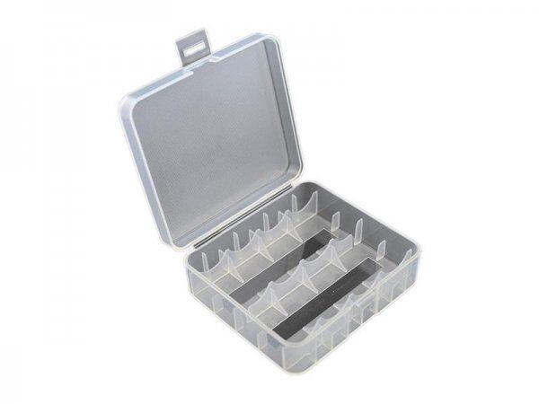 Akkubox für 4x 18650