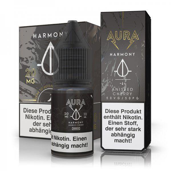 Aura - Harmony Nikotinsalz 10ml