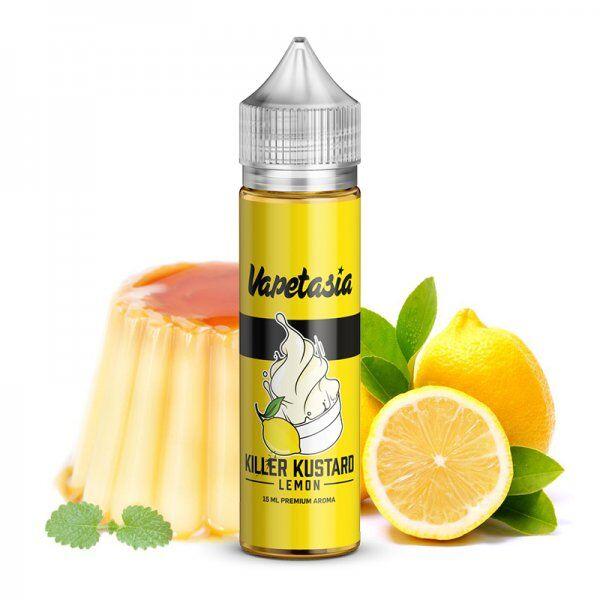Vapetasia - Lemon Aroma