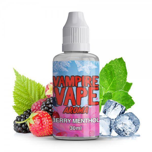 Vampire Vape - Berry Menthol Aroma 30 ml