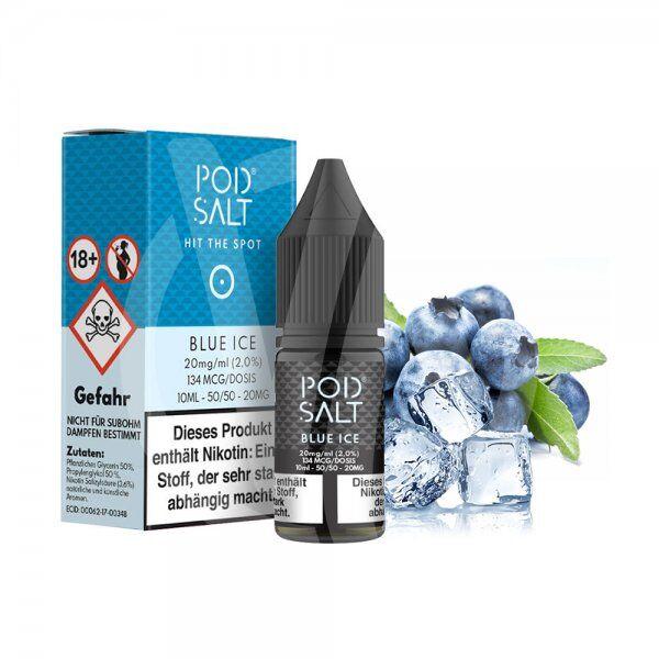 Pod Salt - Blue Ice Nikotinsalz 10ml