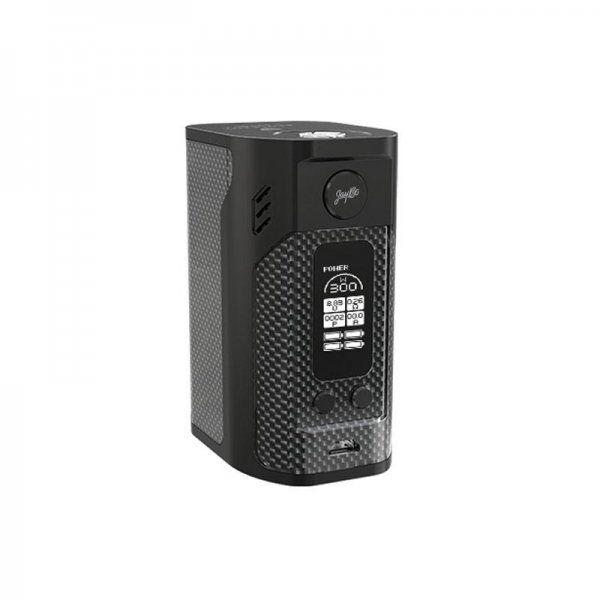 Wismec - Reuleaux RX300 Box Mod - Carbon Edition