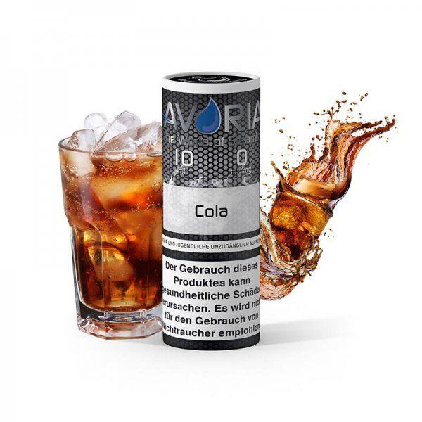 Avoria - Cola Liquid 10ml