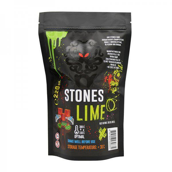 Shisha Steine - Lime