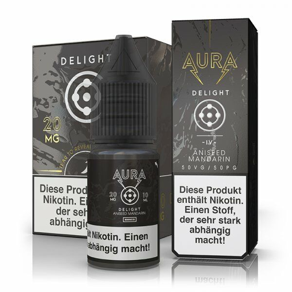 Aura - Delight Nikotinsalz 10ml