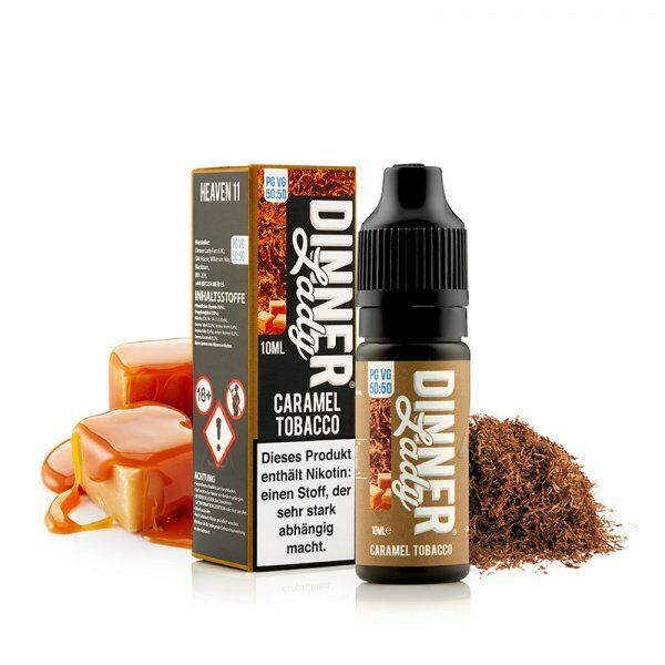 Liquid Caramel Tobacco 50/50