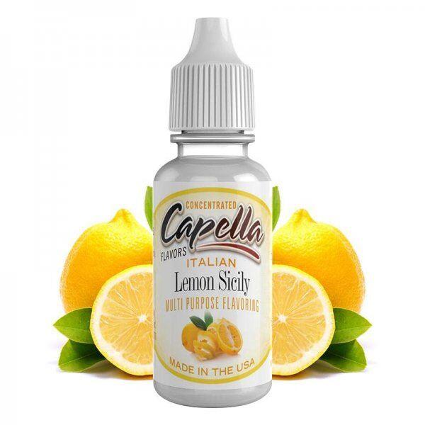 Capella - Italian Lemon Sicily Aroma