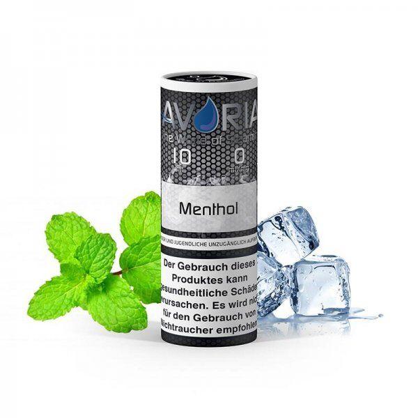 Avoria - Menthol Liquid 10ml