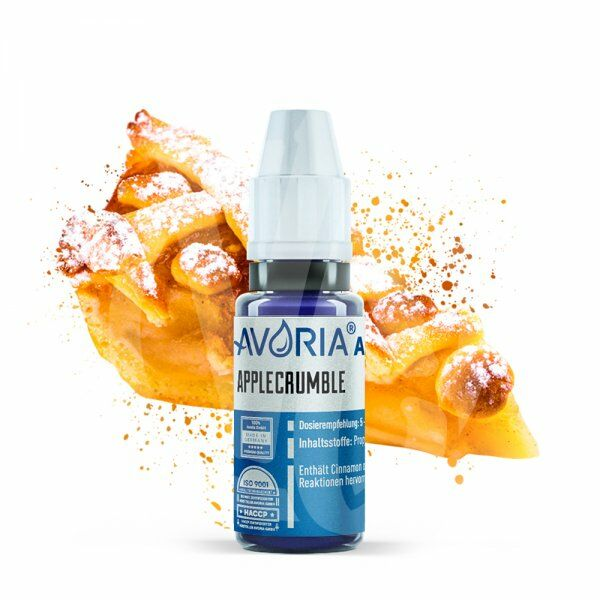 Avoria - Applecrumble Aroma 12ml