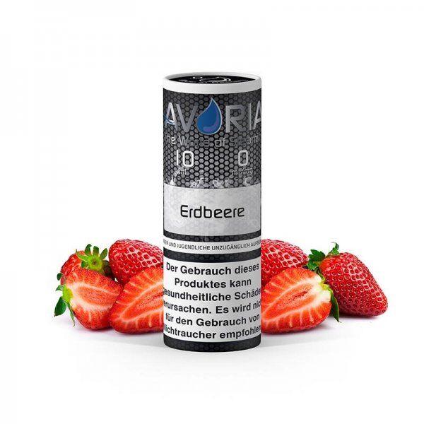 Avoria - Erdbeere Liquid 10ml