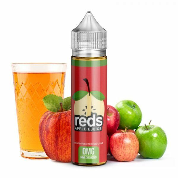 Liquid 7 DAZE - Reds Apple Juice
