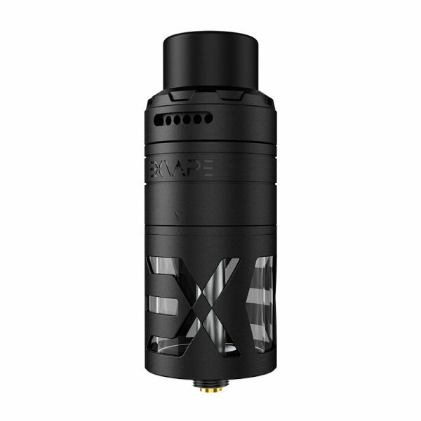 eXpromizer TCX - RDTA - Black Matt