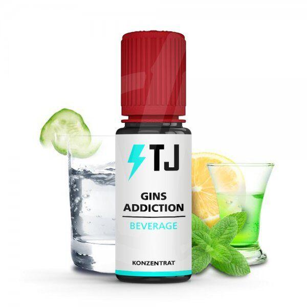 T-Juice - BEVERAGE Gins Addiction Aroma