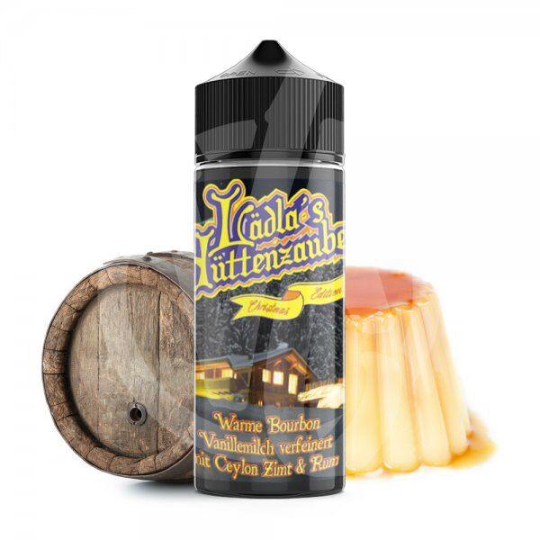 Lädle Juice - Warme Vanille Aroma 20ml