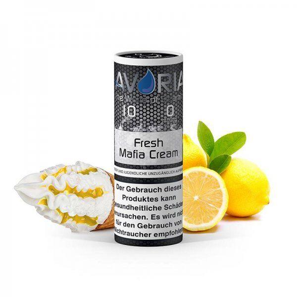 Avoria - Fresh Mafia Cream Liquid 10ml