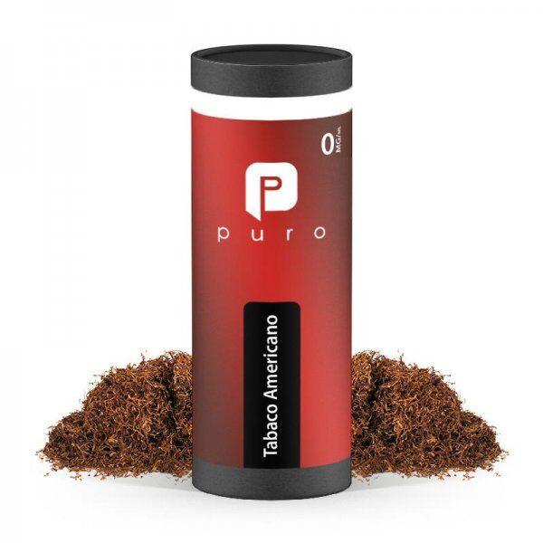 Puro - Tabaco Americano Liquid 10ml
