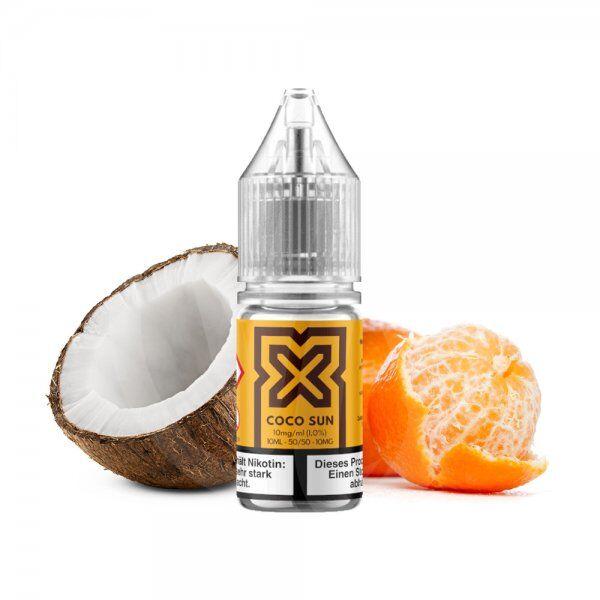 Pod Salt X - Coco Sun Nikotinsalz 10ml
