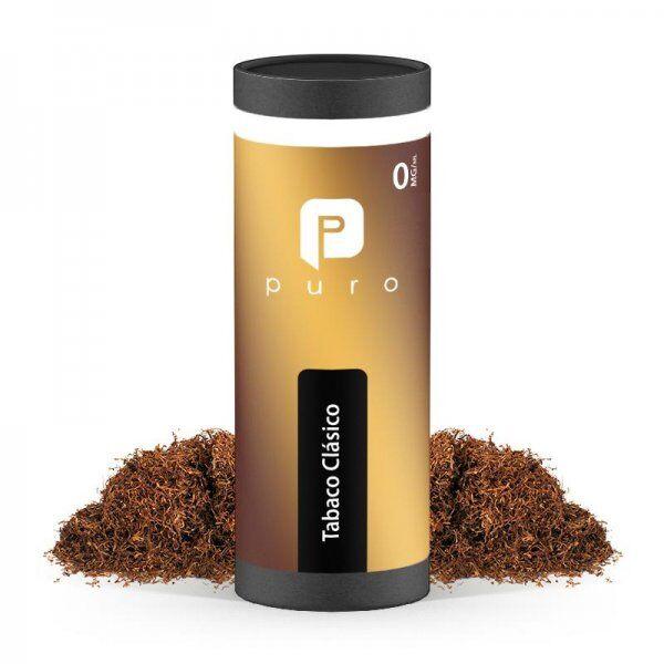 Liquid Puro - Tabaco Clasico