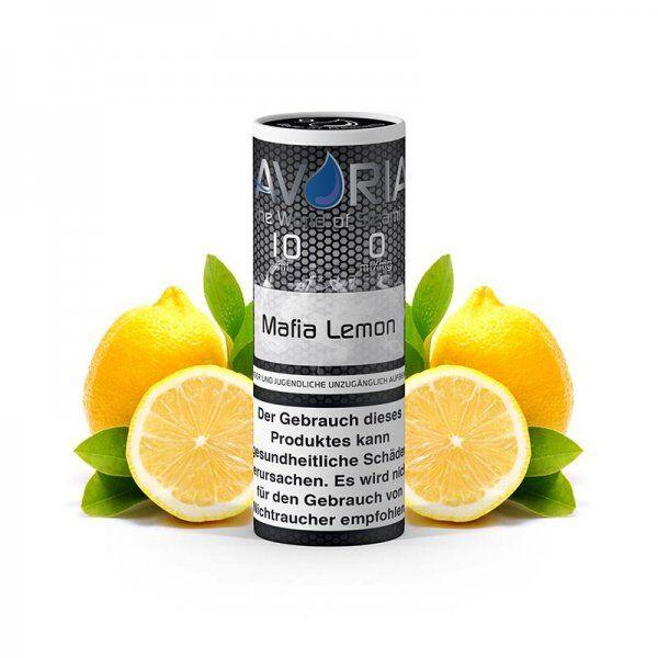 Avoria - Mafia Lemon Liquid 10ml