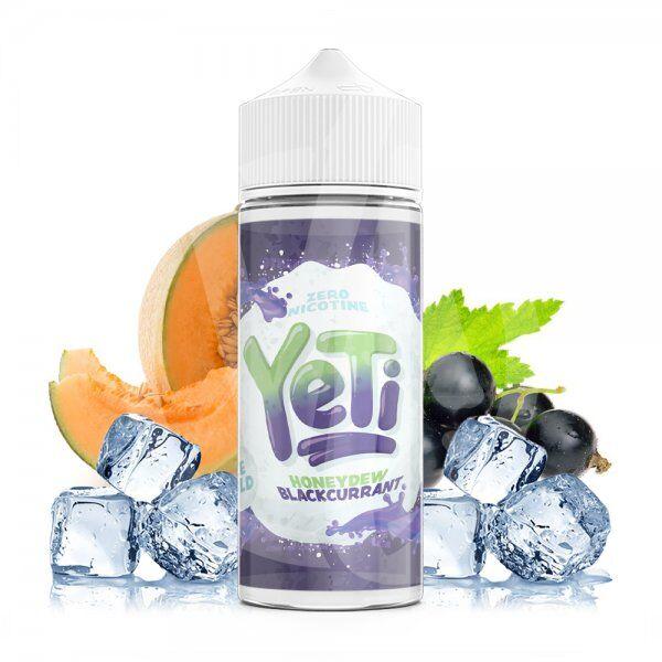 Yeti - Honeydew Blackcurrant Liquid 100ml