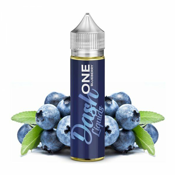 Dash Liquids - One Blueberry Aroma 15ml
