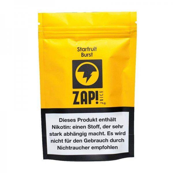 Liquid ZAP Juice - Starfruit Burst 3 x 10 ml