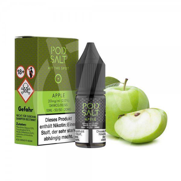 Pod Salt - Apple Nikotinsalz 10ml