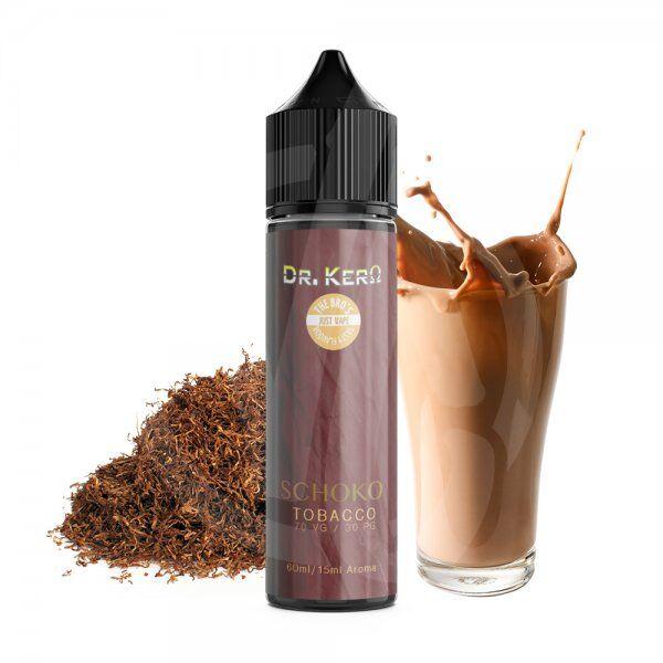 The Bro's X Dr. Kero - Schoko Tobacco Aroma 10ml