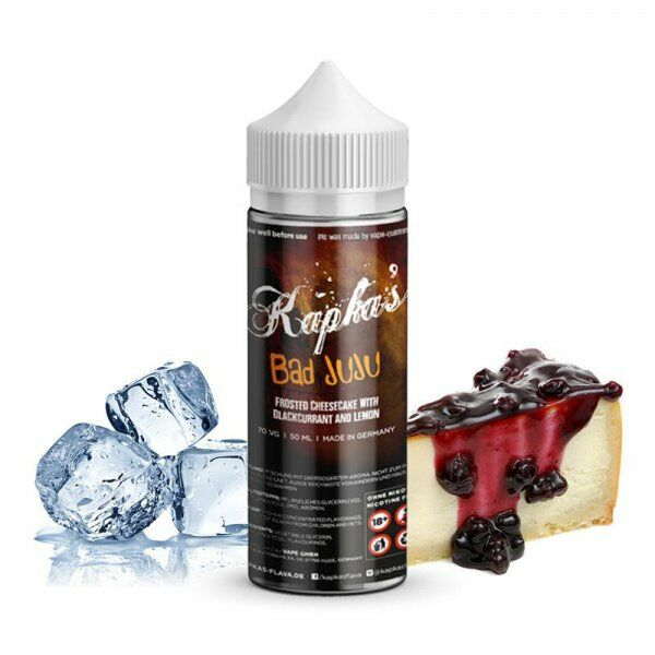 Kapka´s Flava - Bad JuJu Liquid 50ml