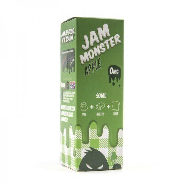 Liquid Jam Monster - Apple