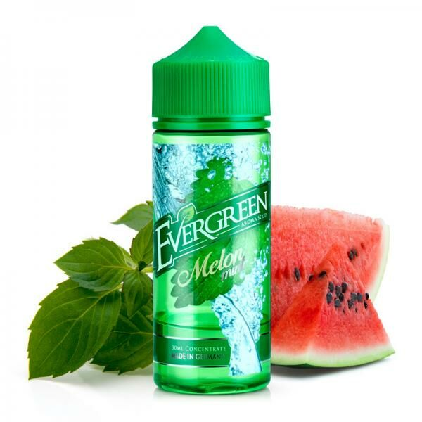 Evergreen - Melon Mint Aroma 30ml