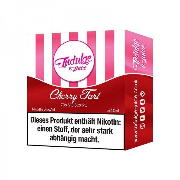 Liquid Indulge Juice - Cherry Tart 3 x 10 ml