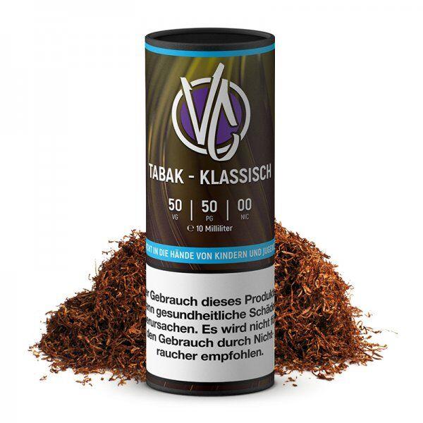 VC - Tabak-Klassisch Liquid 10ml