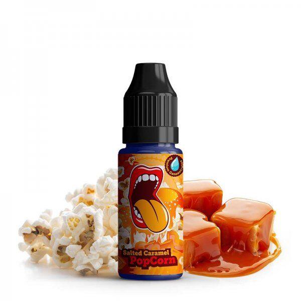 Big Mouth - Salted Caramel Popcorn Aroma