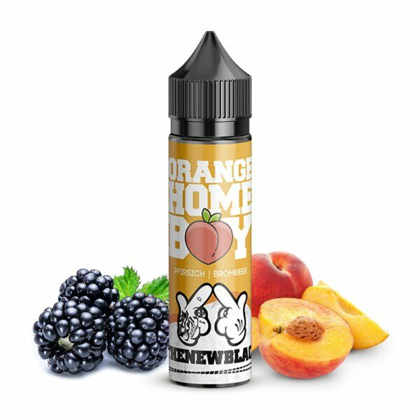 #thenewblack - Orange Home Boy Aroma 20ml